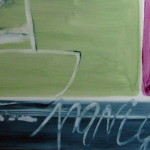 """""""Navigare"""" 50x100 cm"""